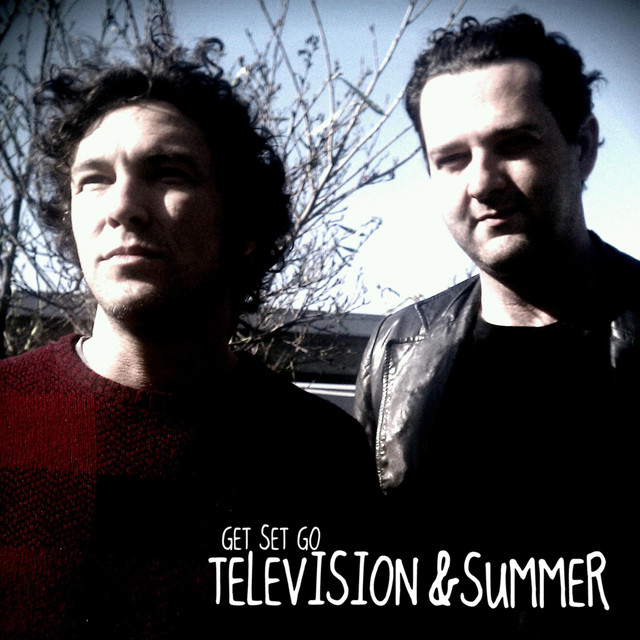Television & Summer album cover