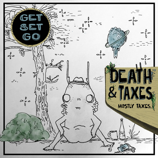 Death & Taxes. Mostly Taxes album cover